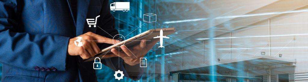 supply chain management header image